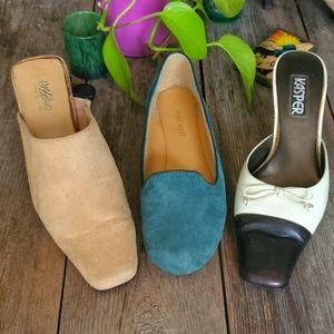 Shoe Bundle, 3 pairs, size 6.5